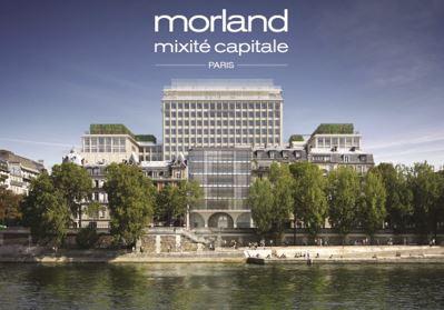 Première visite de l'année – Morland Mixité Capitale