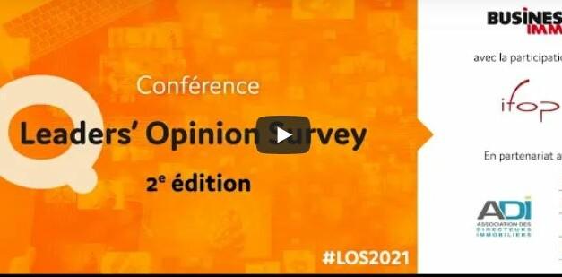 Leaders' Opinion Survey : quels sont les impacts de la crise sur l'immobilier ?