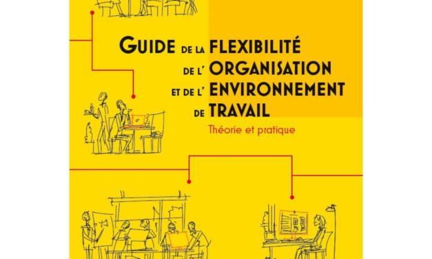 Parution du Guide de la Flexibilité de l'Organisation et de l'Environnement de Travail