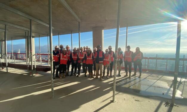 ADI // Retour sur la visite de la Tour Hekla